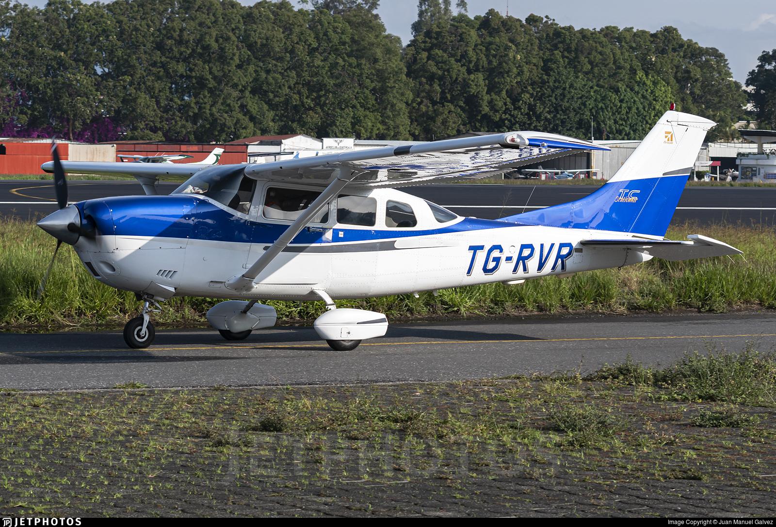 TG-RVR - Cessna T206H Stationair TC - Private