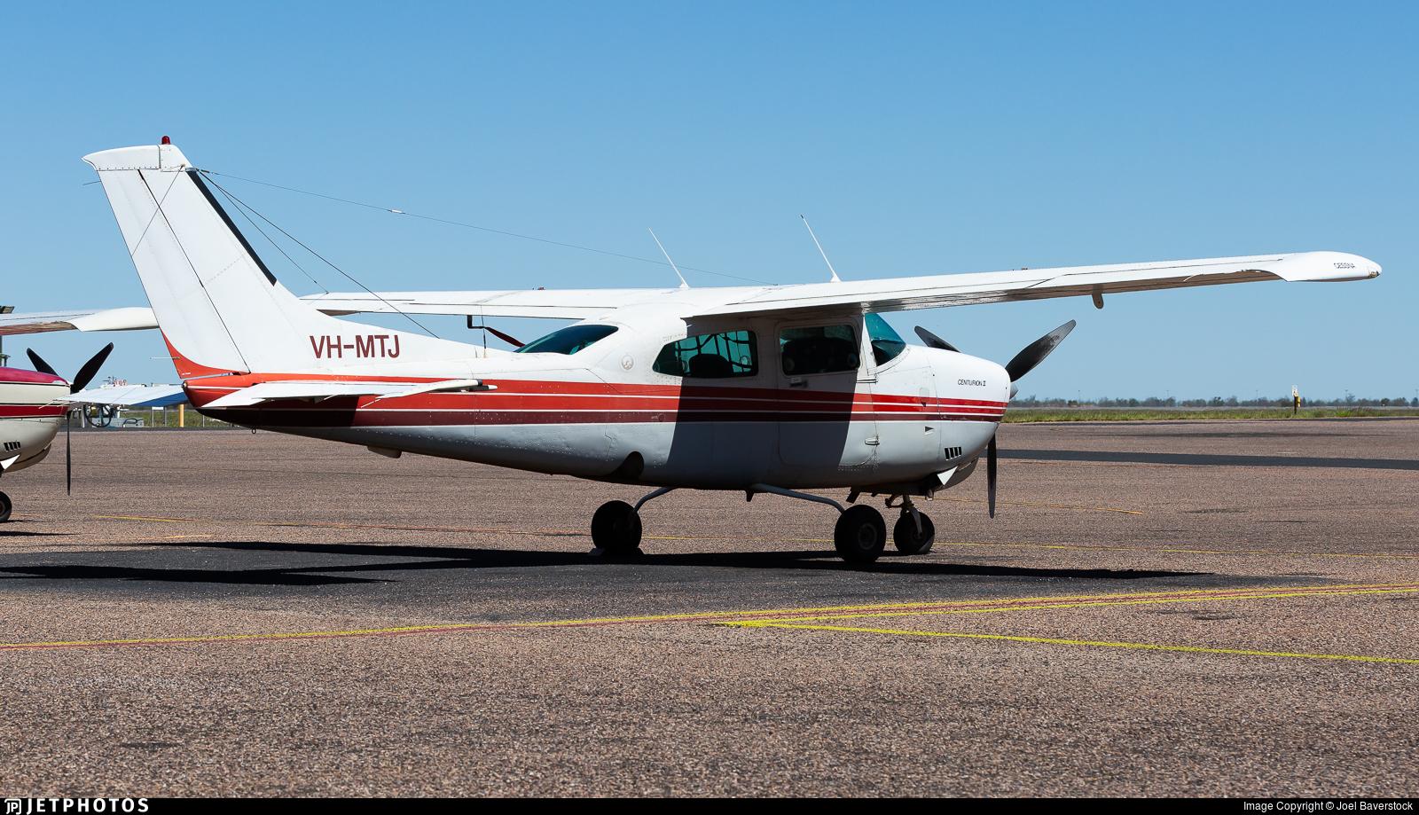 VH-MTJ - Cessna 210N Centurion II - Private