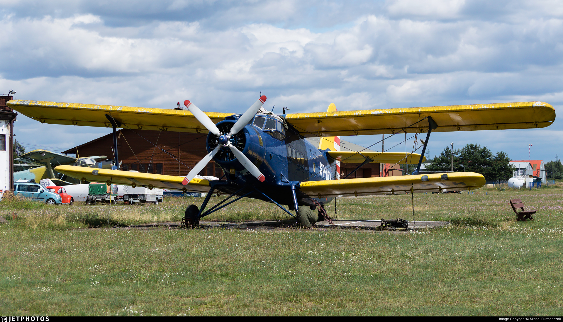 SP-NEH - PZL-Mielec An-2TD - Private