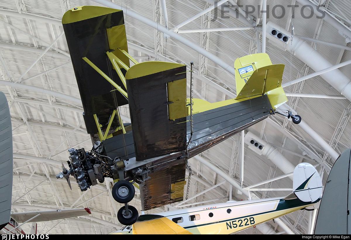 N332Y - Grumman G-164A Super Ag-Cat - Private