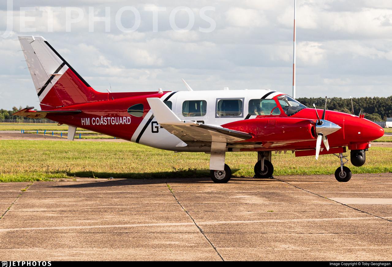 G-SCTR - Piper PA-31-310 Navajo C - 2 Excel Aviation