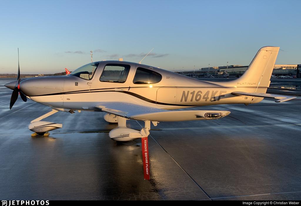 N164KF - Cirrus SR22T-GTS G5 Platinum - Private