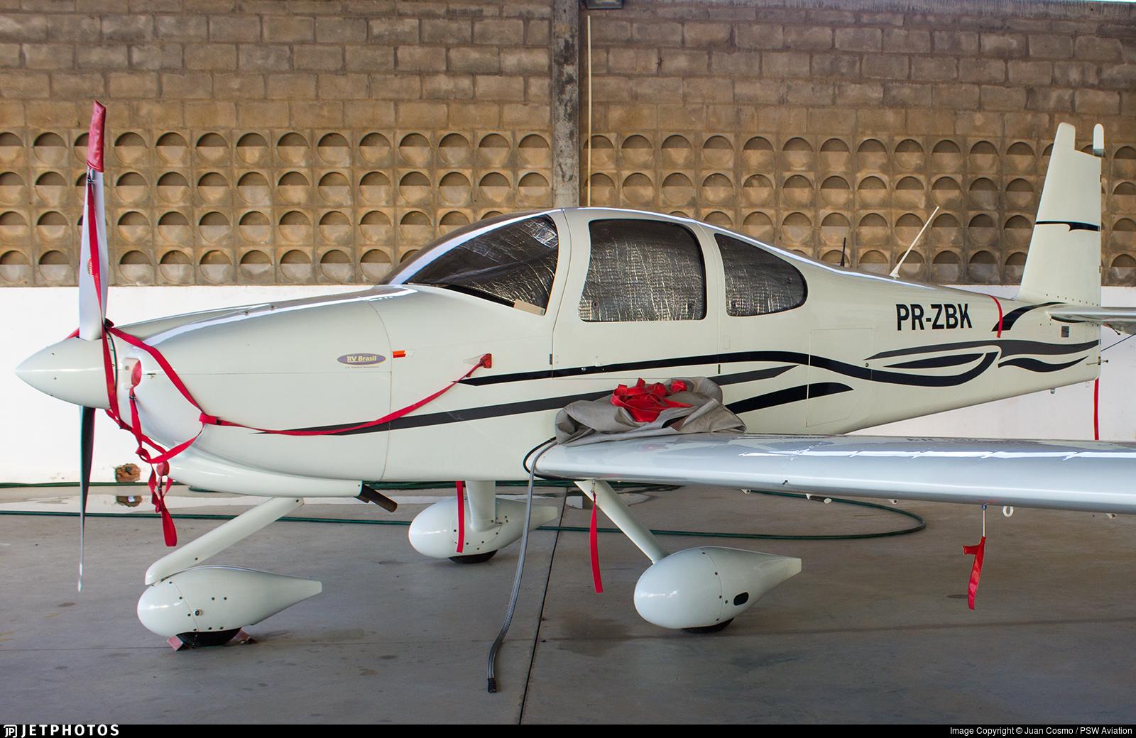 PR-ZBK | Vans RV-10 | Private | Juan Cosmo / PSW Aviation
