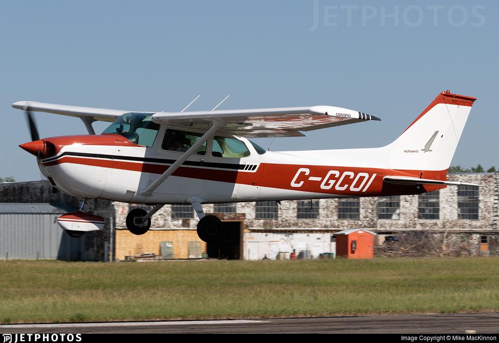 C-GCOI - Cessna 172M Skyhawk II - Private