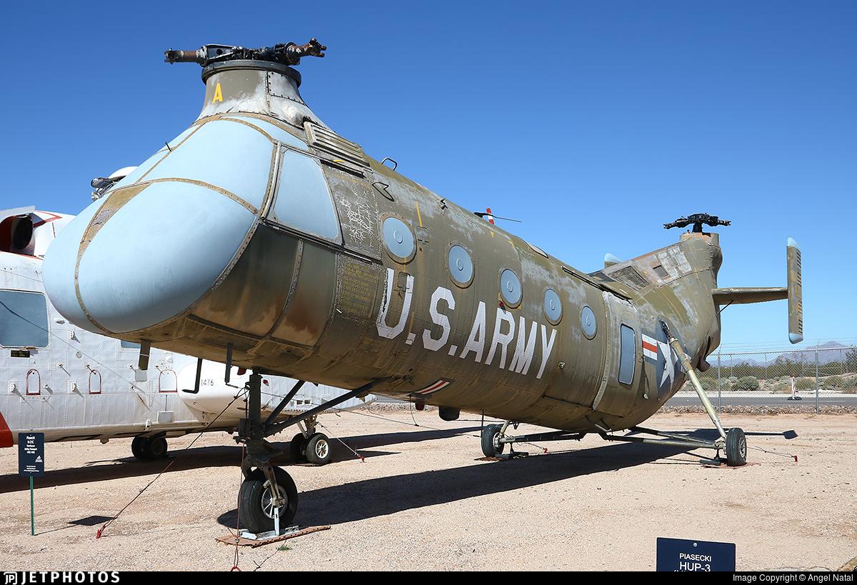 56-2159 - Piasecki H-21C Shawnee - United States - US Army