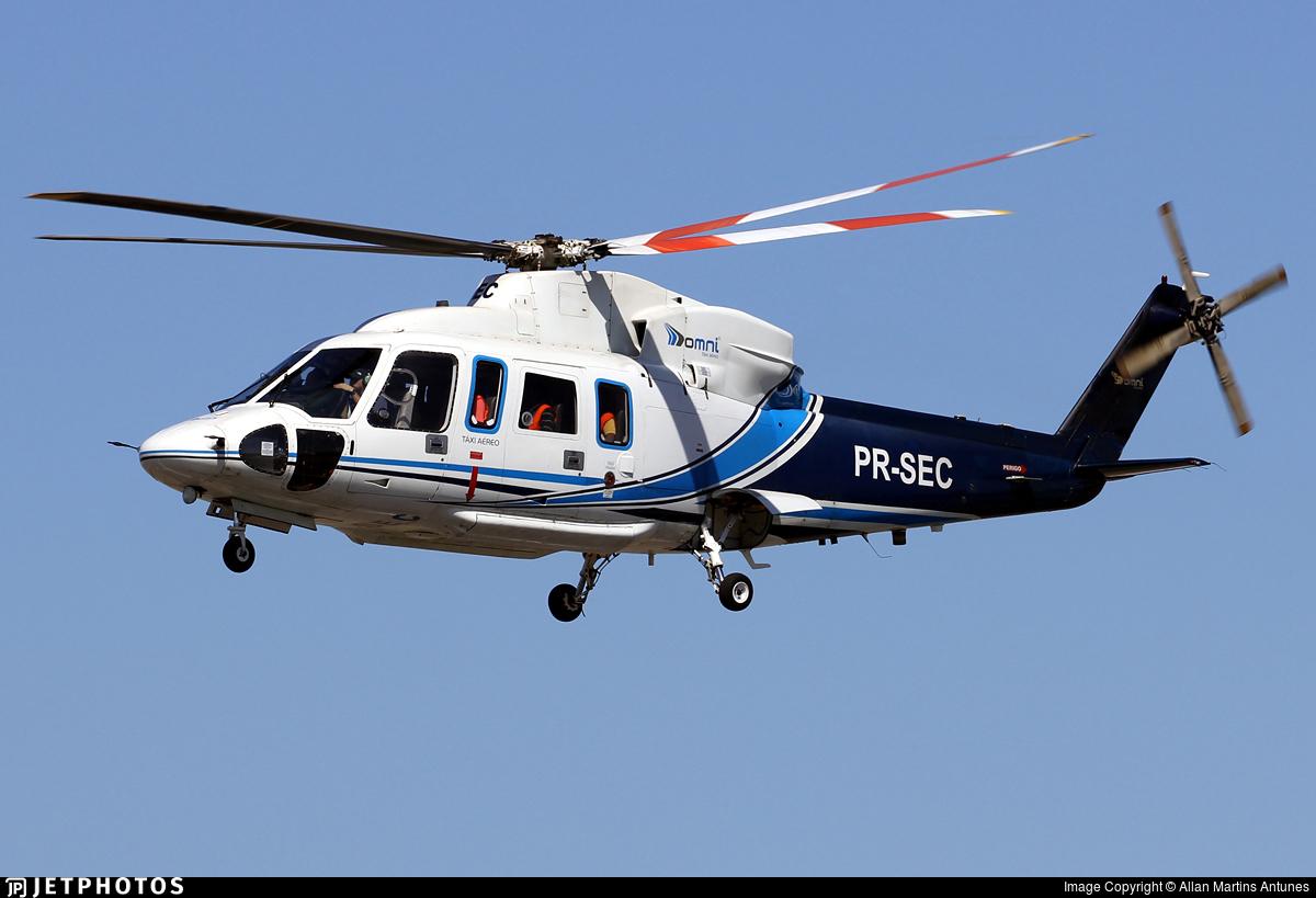 PR-SEC - Sikorsky S-76C - Emar T�xi A�reo