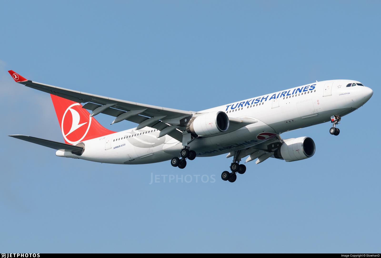 TC-JIR - Airbus A330-223 - Turkish Airlines