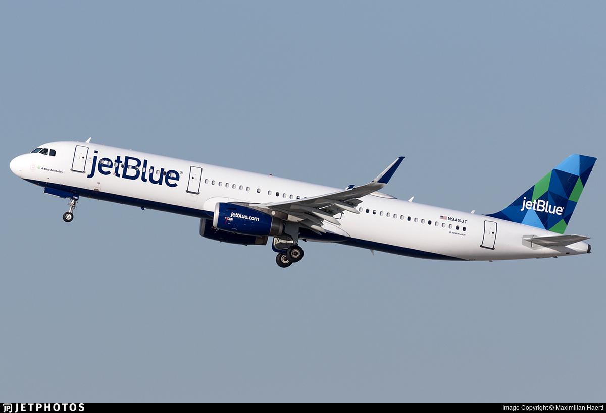 N945JT - Airbus A321-231 - jetBlue Airways