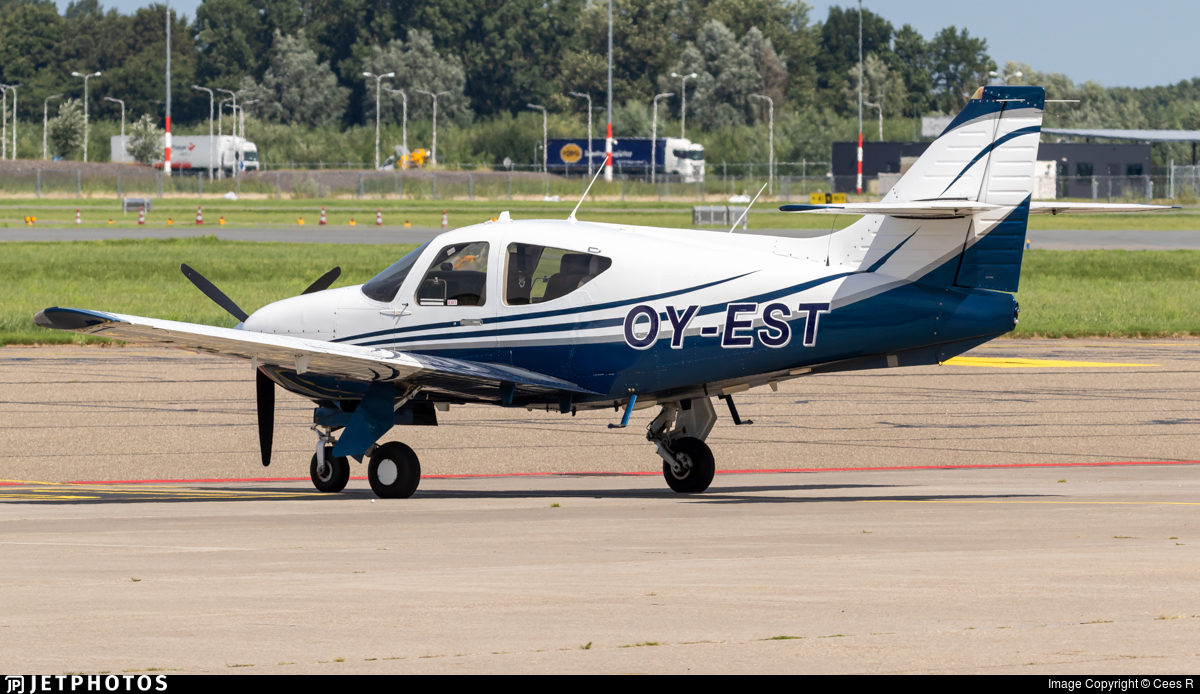OY-EST - Rockwell Commander 114B - Private