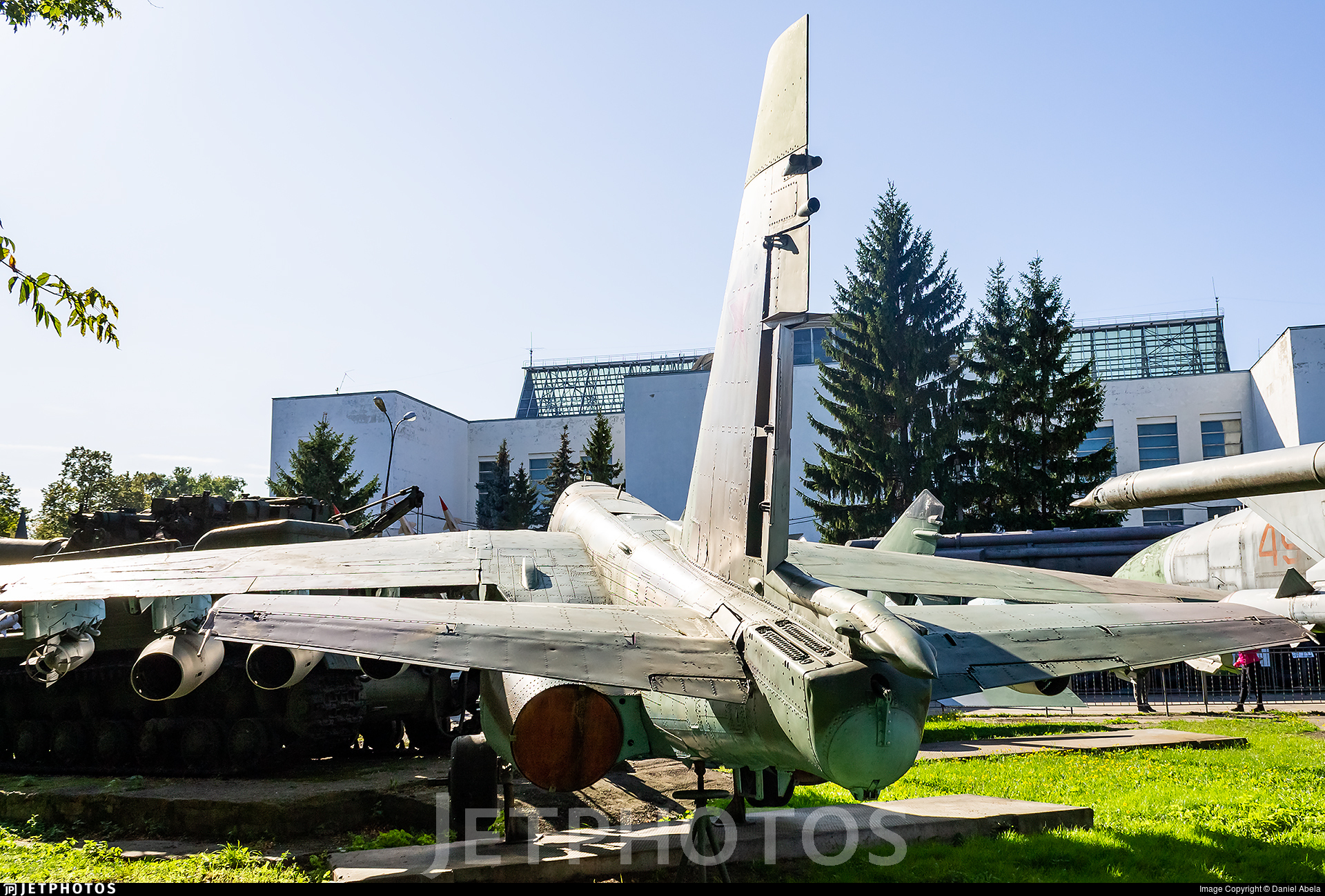22 - Sukhoi Su-25 Frogfoot - Russia - Air Force