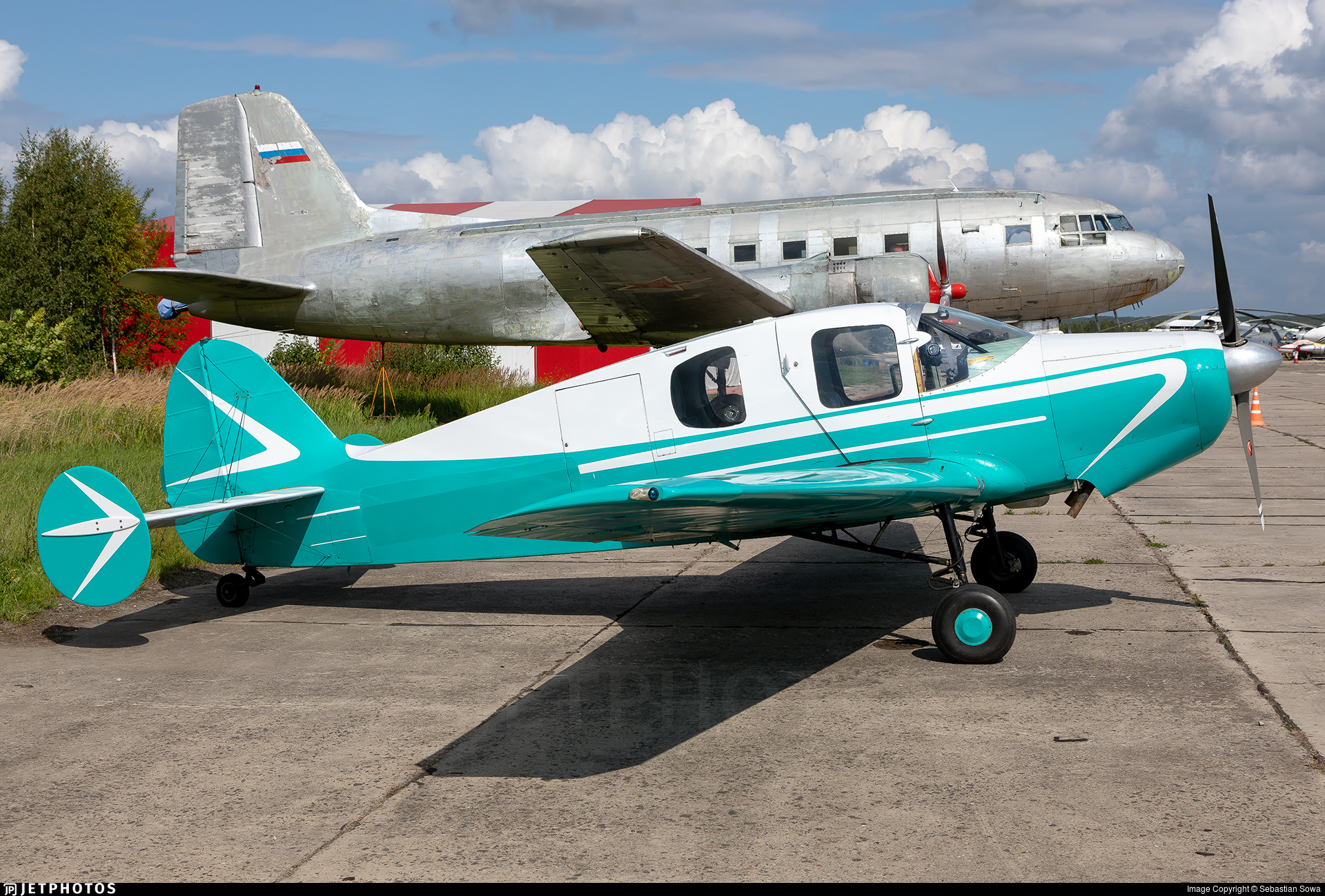 N9848B - Bellanca 14-19-2 Cruisemaster - Private