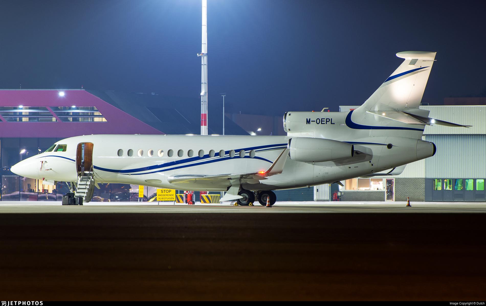 M-OEPL - Dassault Falcon 7X - Private