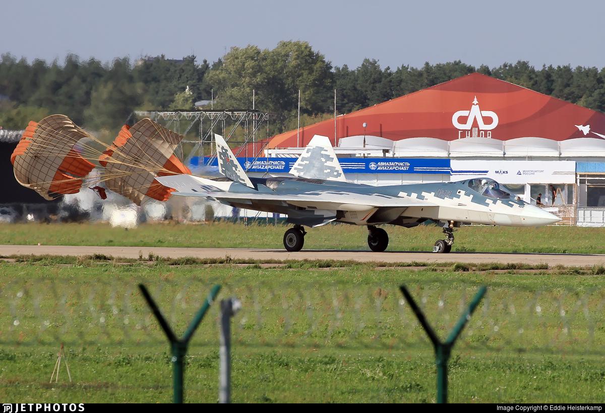 054 - Sukhoi Su-57 - Sukhoi Design Bureau