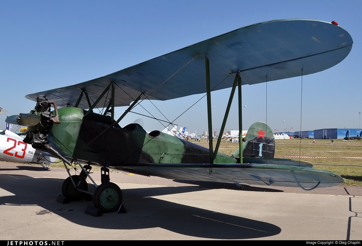 1 - Polikarpov PO-2 - Private