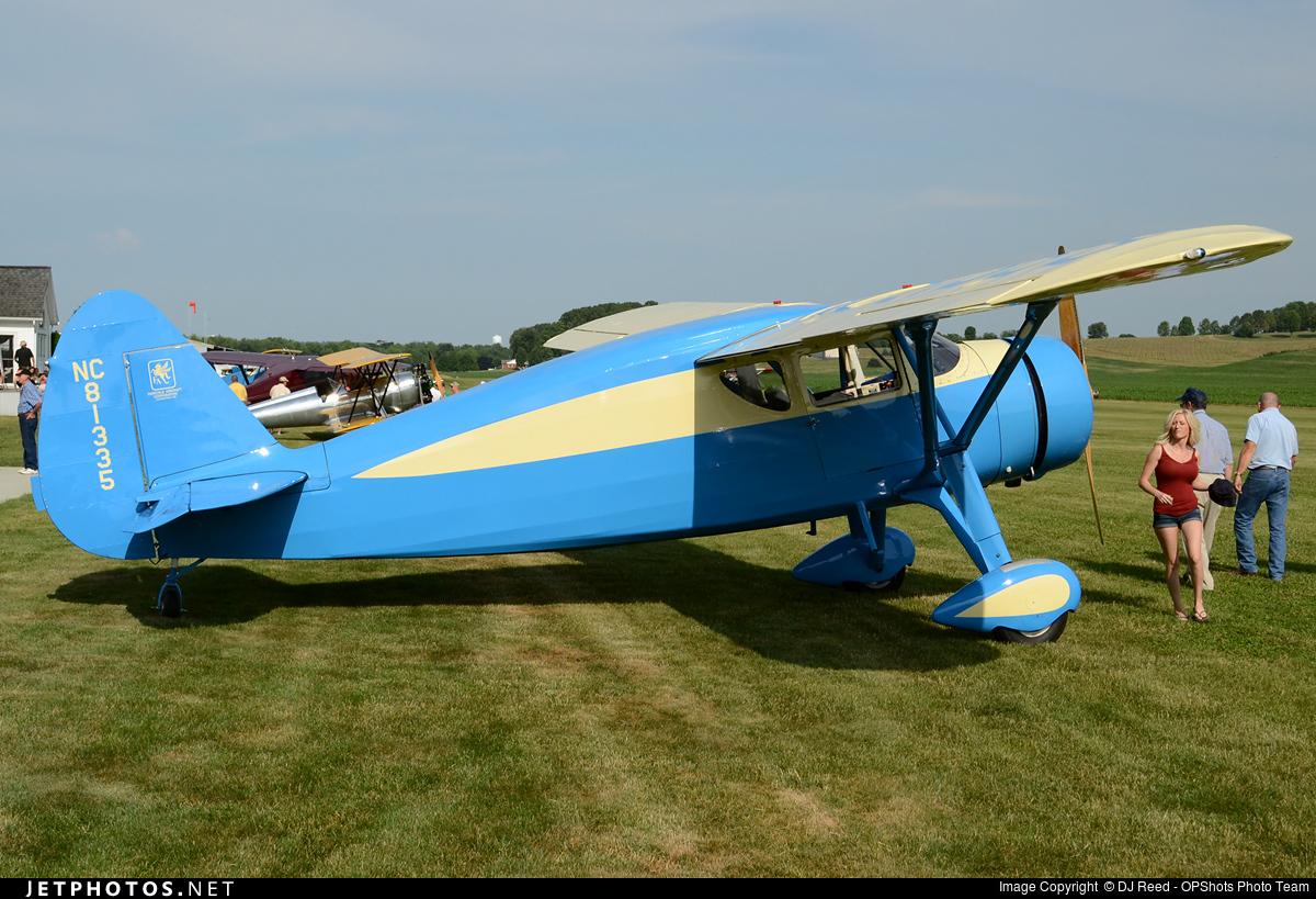 N81335 - Fairchild 24W-46 - Private