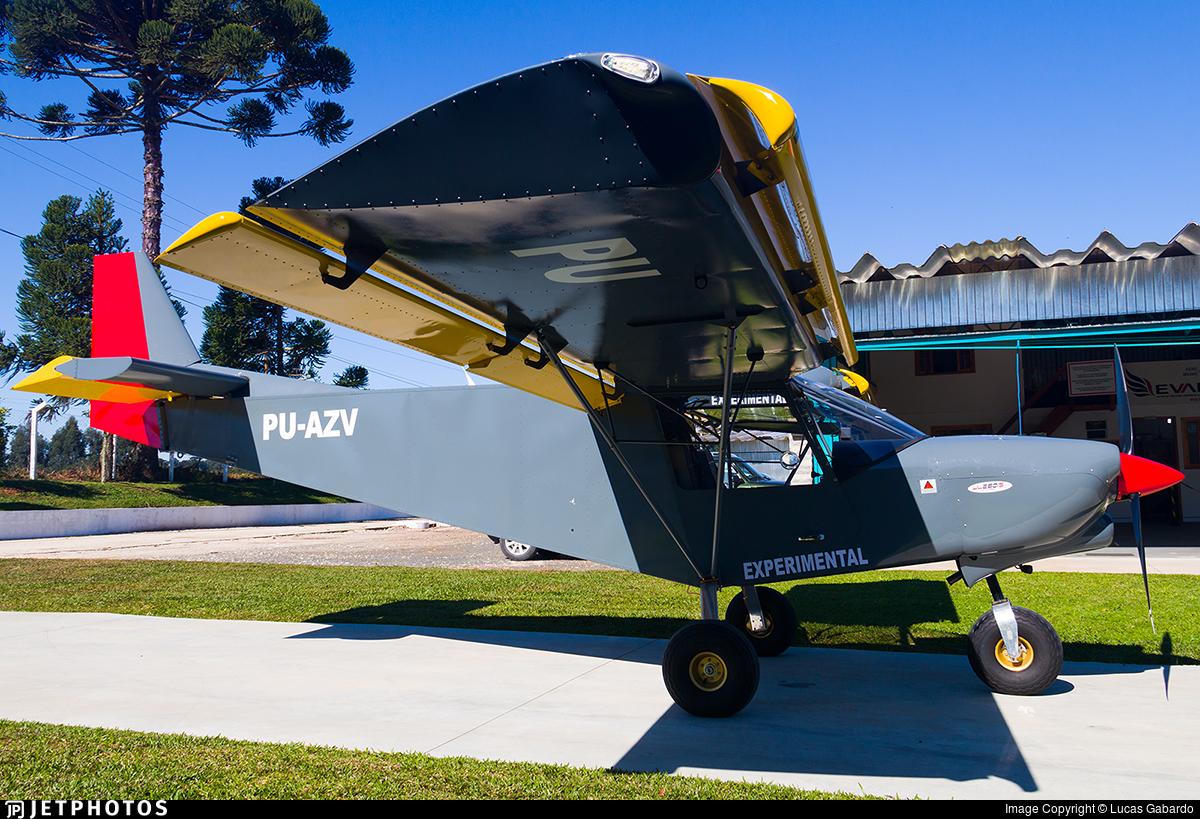 PU-AZV - Zenair STOL CH 701 - Private