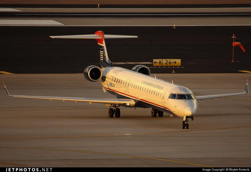 N905J - Bombardier CRJ-900ER - US Airways Express (Mesa Airlines)