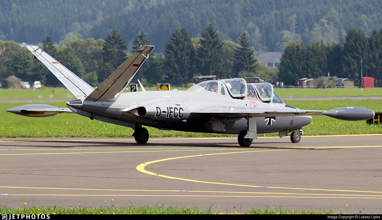 D-IFCC - Fouga CM-170 Magister - Private