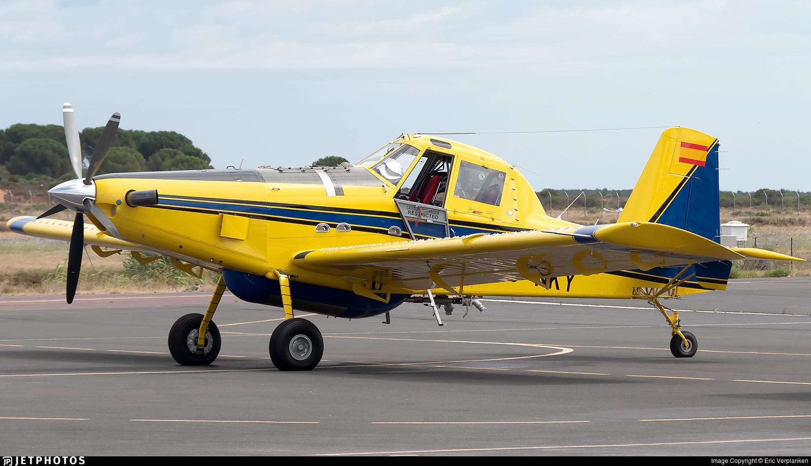 EC-NKY - Air Tractor AT-802 - Avialsa