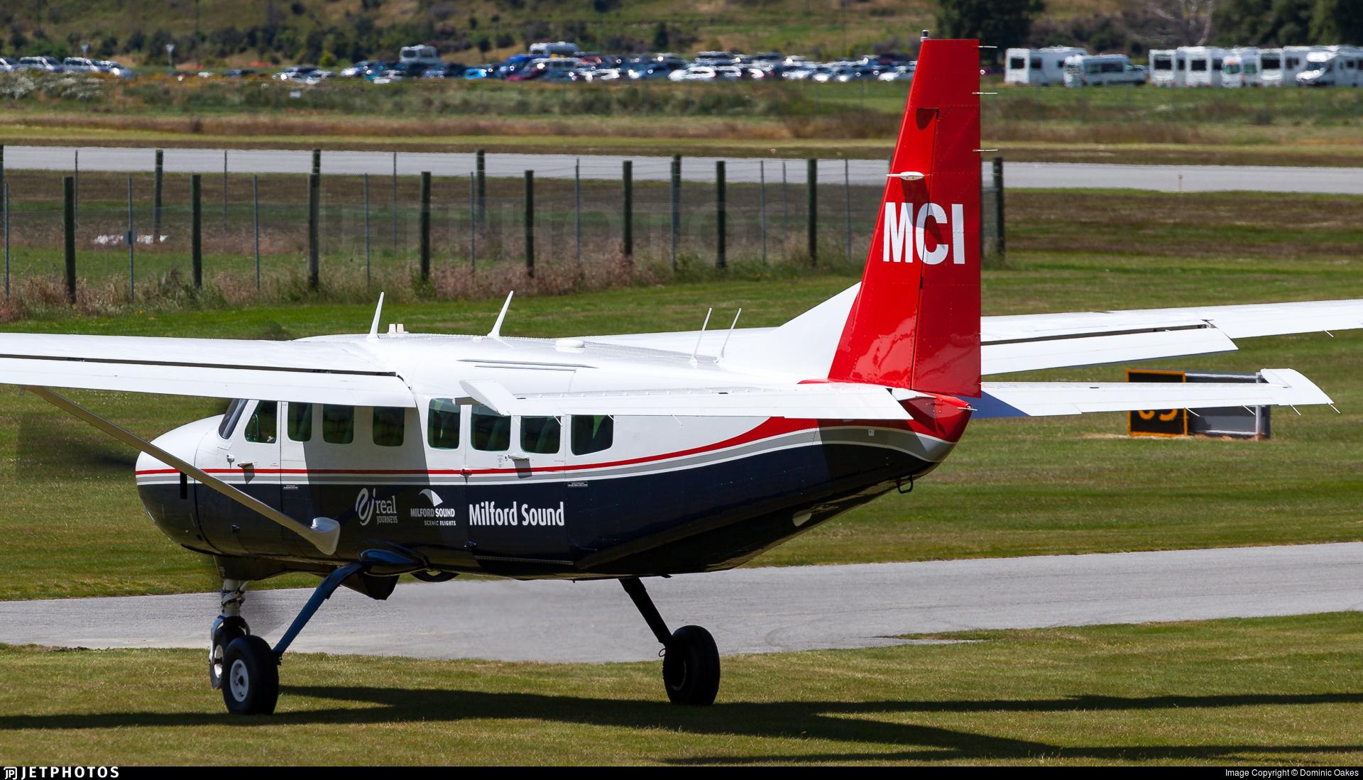 ZK-MCI - Cessna 208B Grand Caravan - Milford Sound Flightseeing