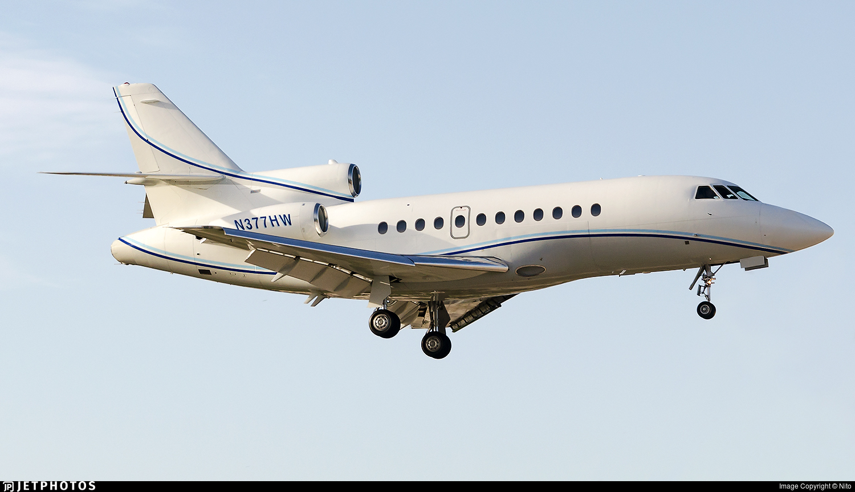 N377HW - Dassault Falcon 900 - Proflights