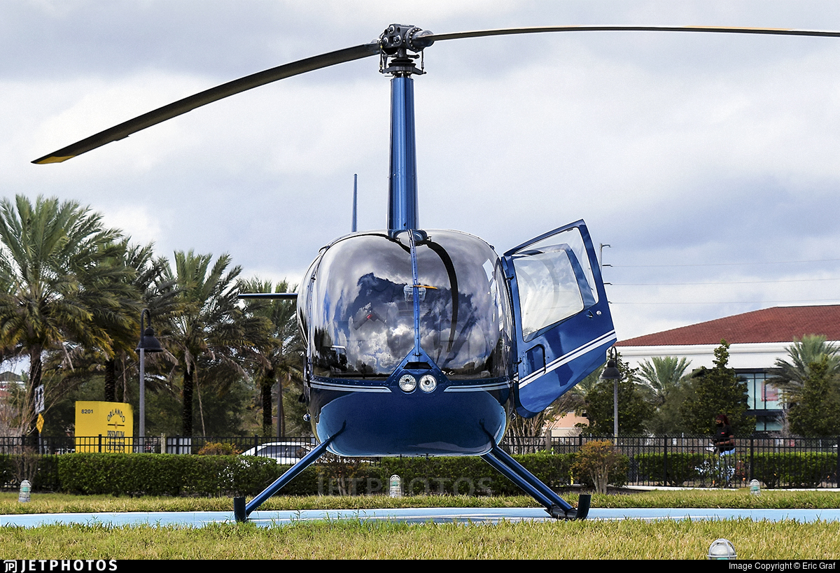N344LC - Robinson R44 Raven - Limocopter