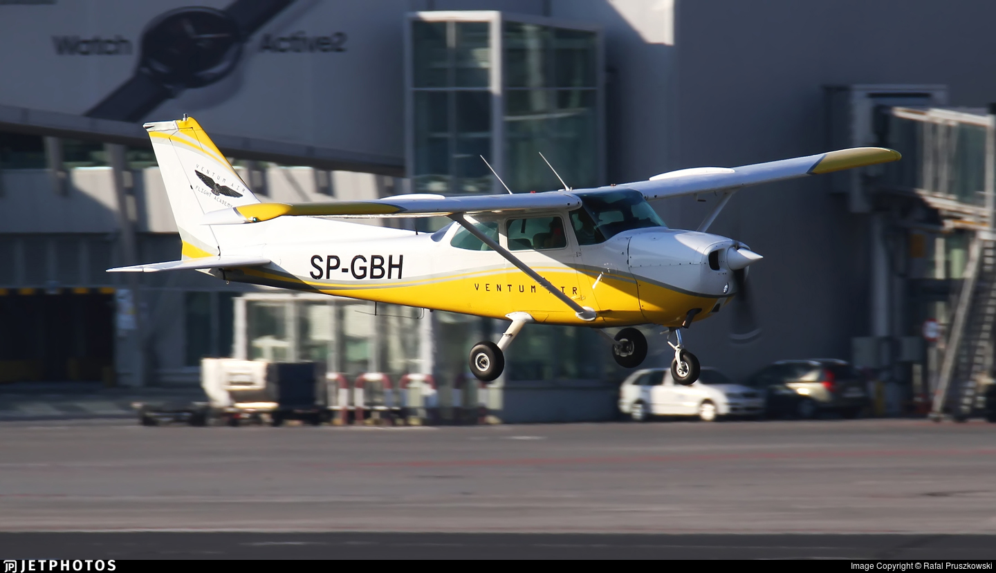 SP-GBH - Cessna 172N Skyhawk - Ventum Air Flight Academy