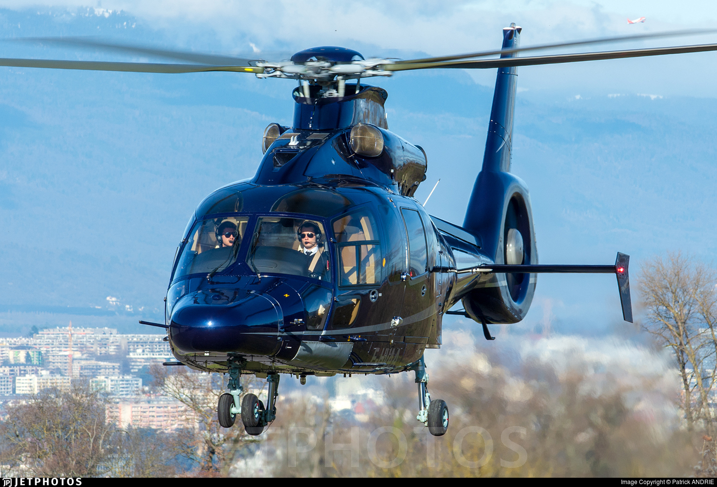 F-HVAA - Airbus Helicopters H155 B1 Dauphin - Heli Securité