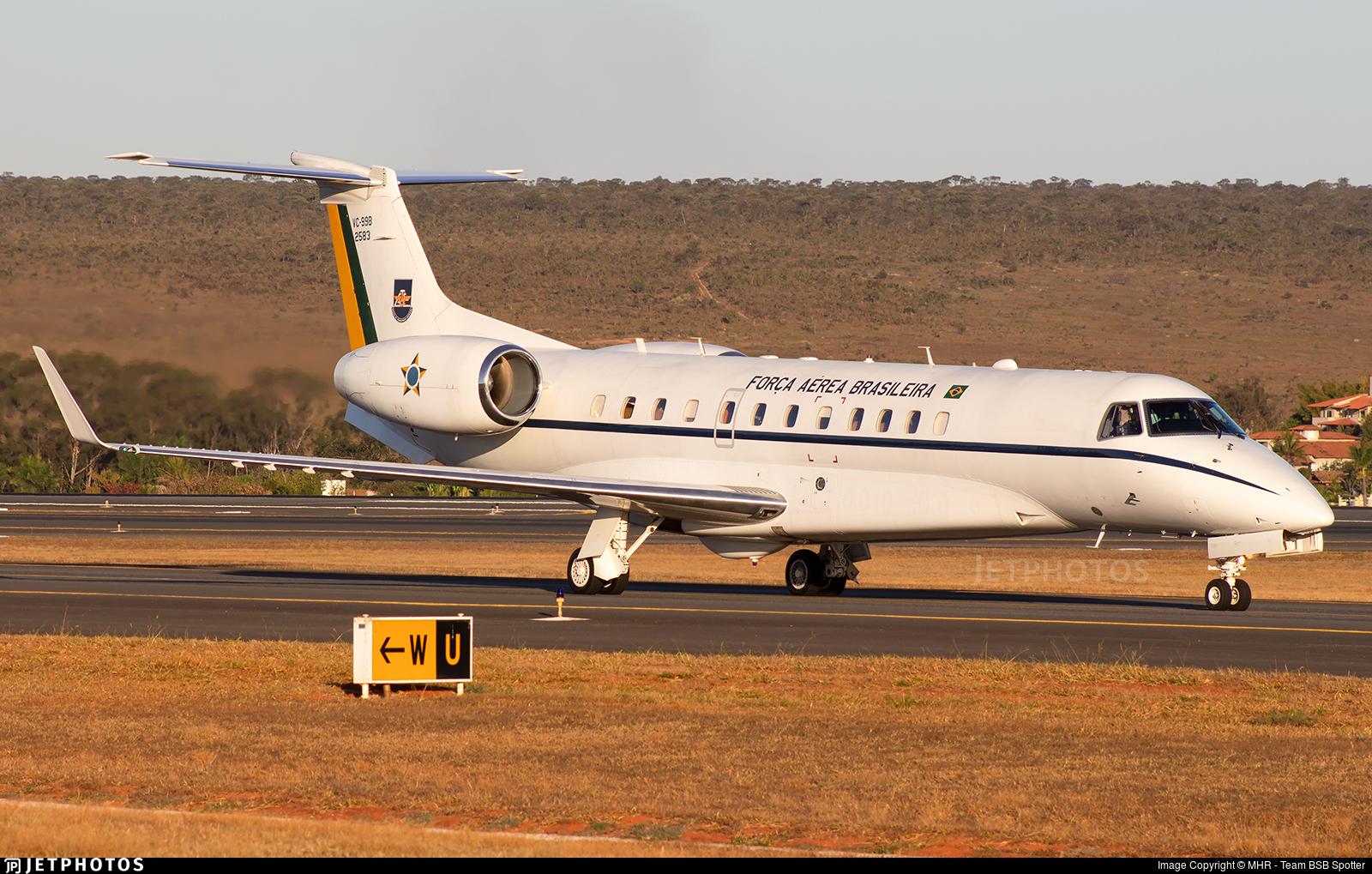 FAB2583 - Embraer VC-99B - Brazil - Air Force