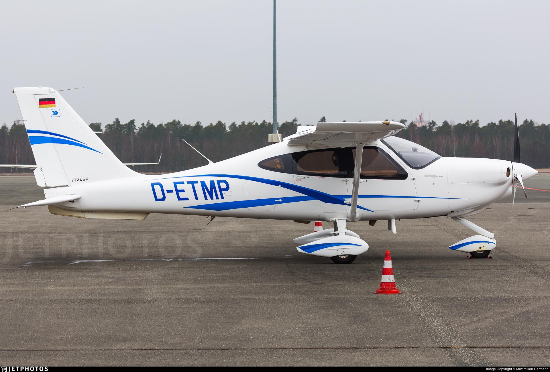 D-ETMP - Tecnam P2010 - Private
