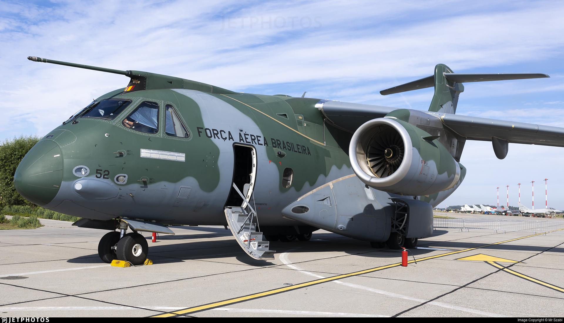 PT-ZNG - Embraer KC-390 - Embraer