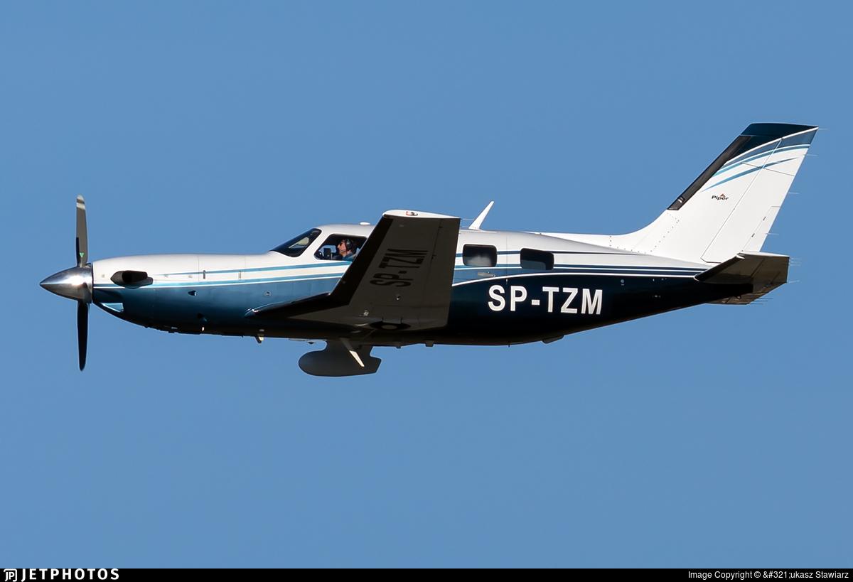 SP-TZM - Piper PA-46-500TP Malibu Meridian - Private