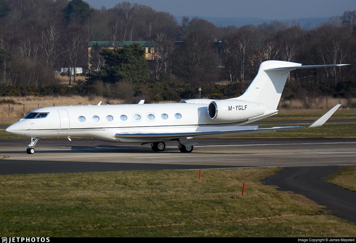 M-YGLF - Gulfstream G650 - Quantum Aviation