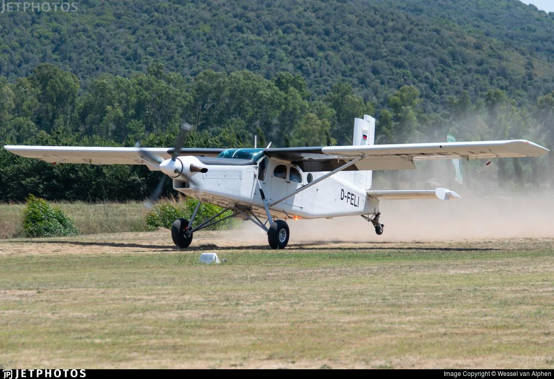 D-FELI - Pilatus PC-6/B2-H4 Turbo Porter - Private