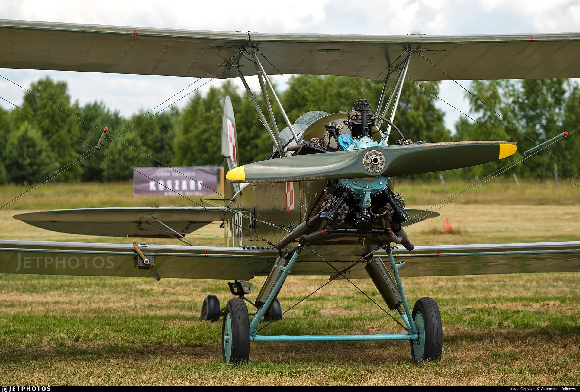 SP-YPB - WSK-Okecie CSS-13 - Aero Club - Orlat Deblin