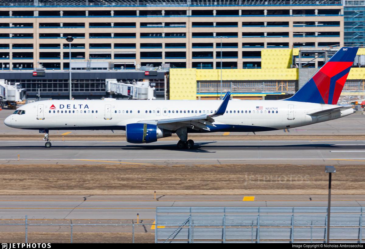 N547US - Boeing 757-251 - Delta Air Lines