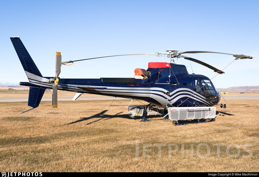 C-GYSH - Eurocopter AS 350B3 Ecureuil - Access Helicopters