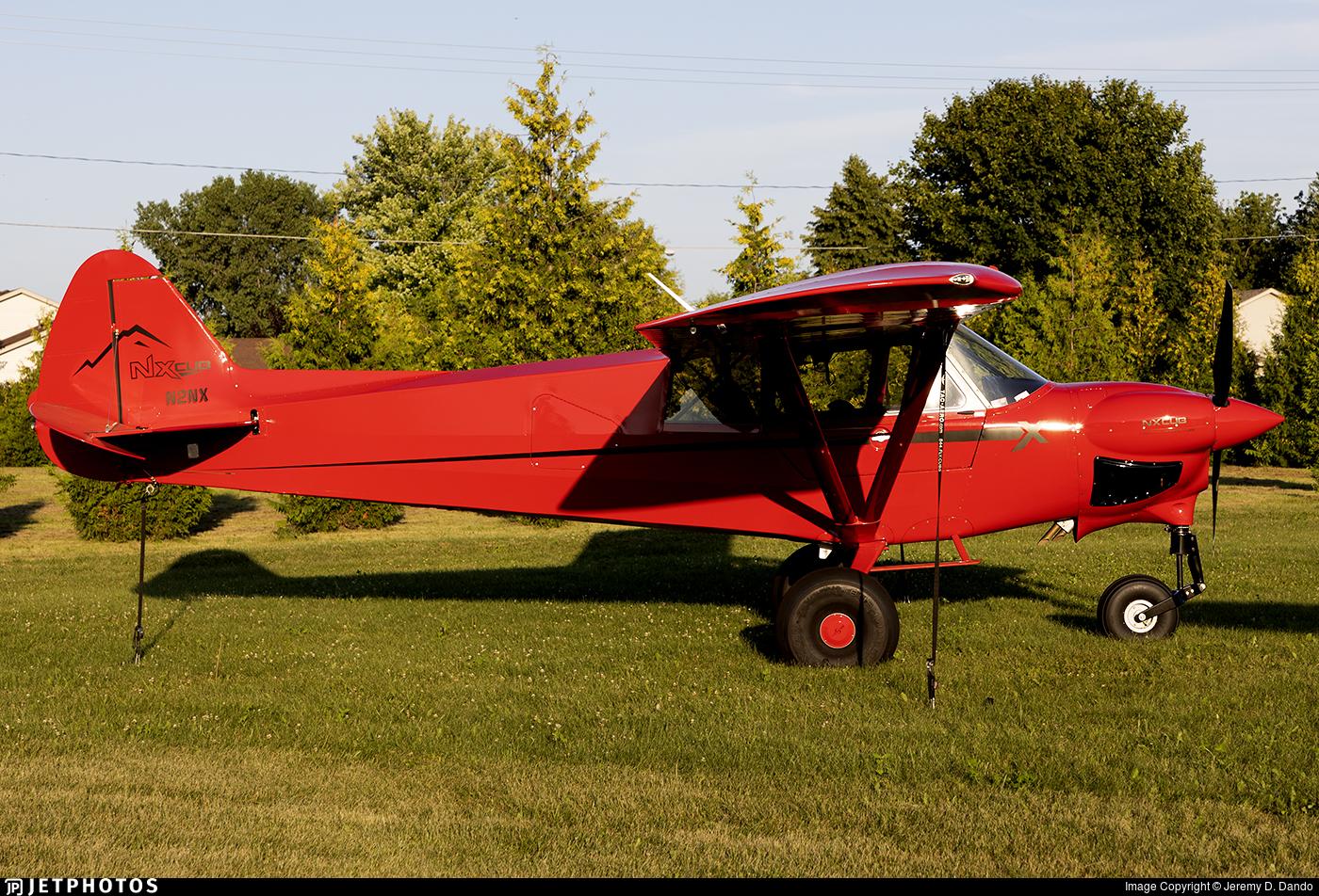 N2NX - Cub Crafters Carbon Cub CCX-2300 - Boomerang Air