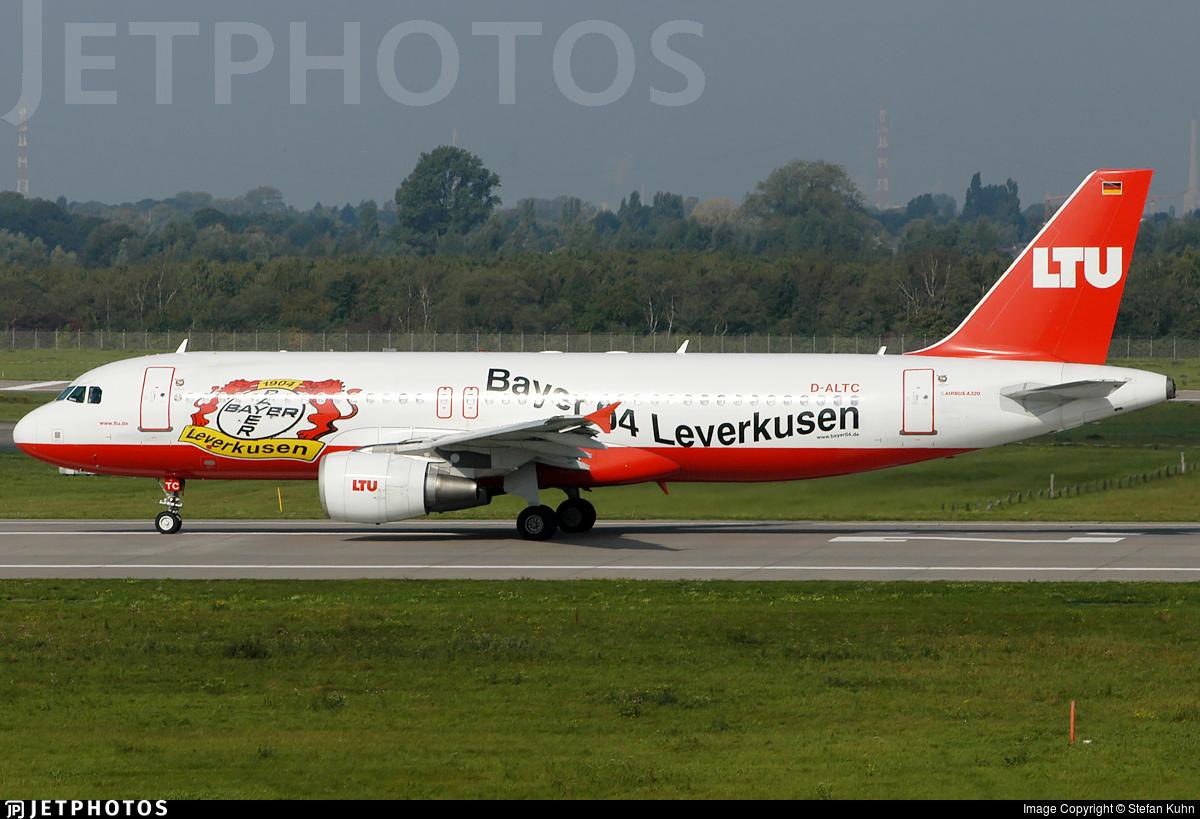D-ALTC - Airbus A320-214 - LTU