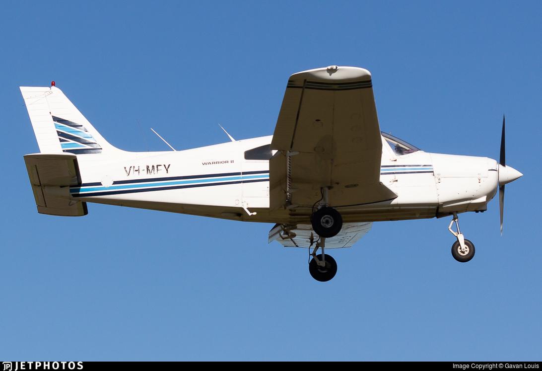 VH-MFY - Piper PA-28-161 Warrior II - Private