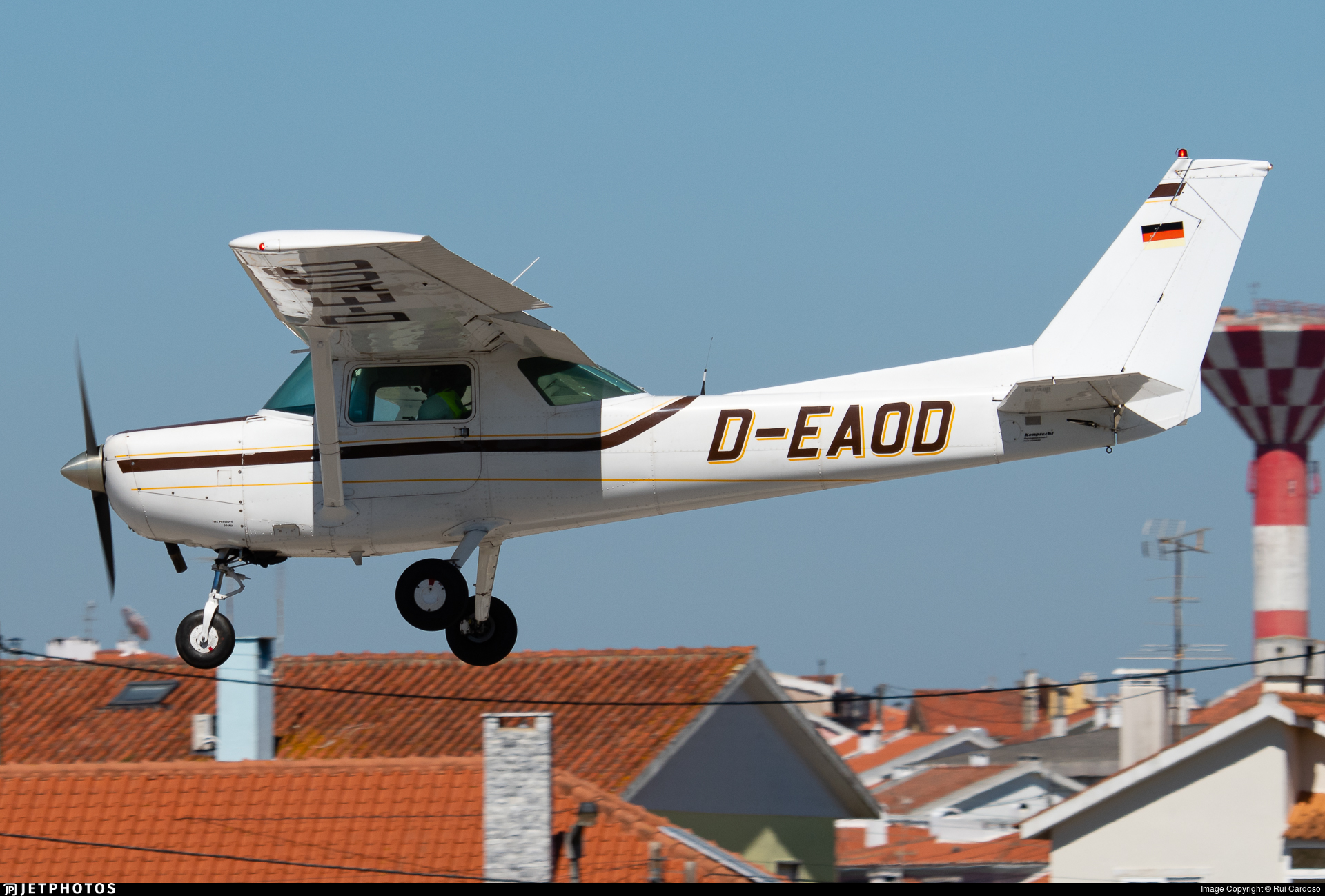 D-EAOD - Reims-Cessna F152 - Private