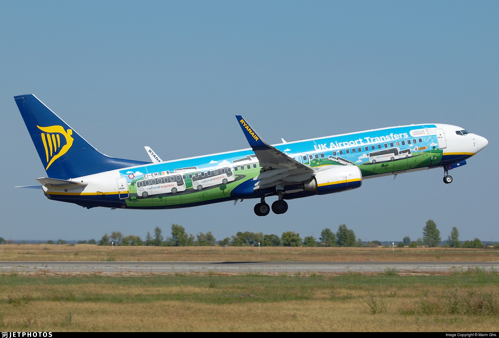 EI-EMI - Boeing 737-8AS - Ryanair