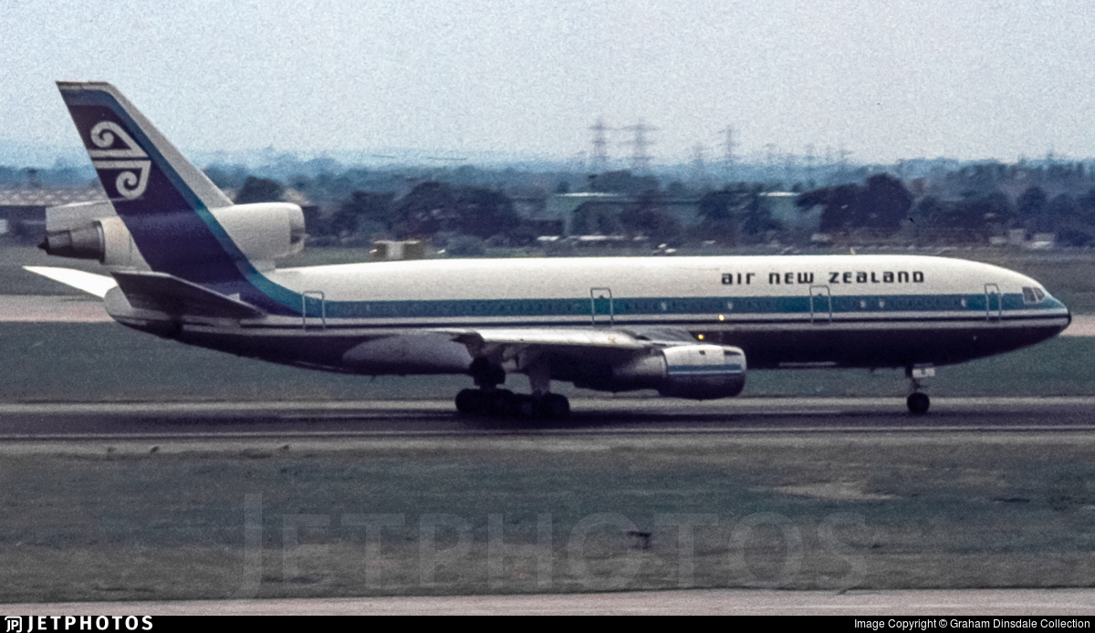 ZK-NZQ - McDonnell Douglas DC-10-30 - Air New Zealand