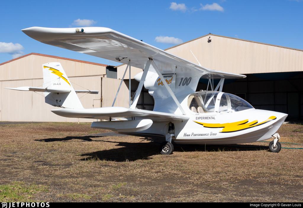 VH-AJQ - EDRA Aeronautica Super Pétrel LS - Private