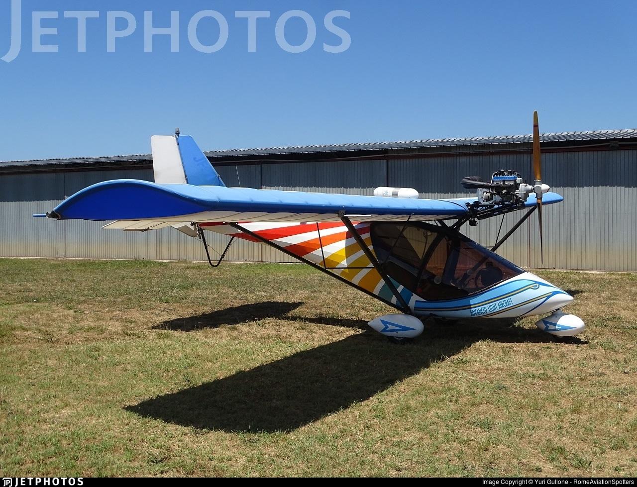 I-3677   Euroala Jet Fox 91   Ultralight Aviation   Yuri Gullone
