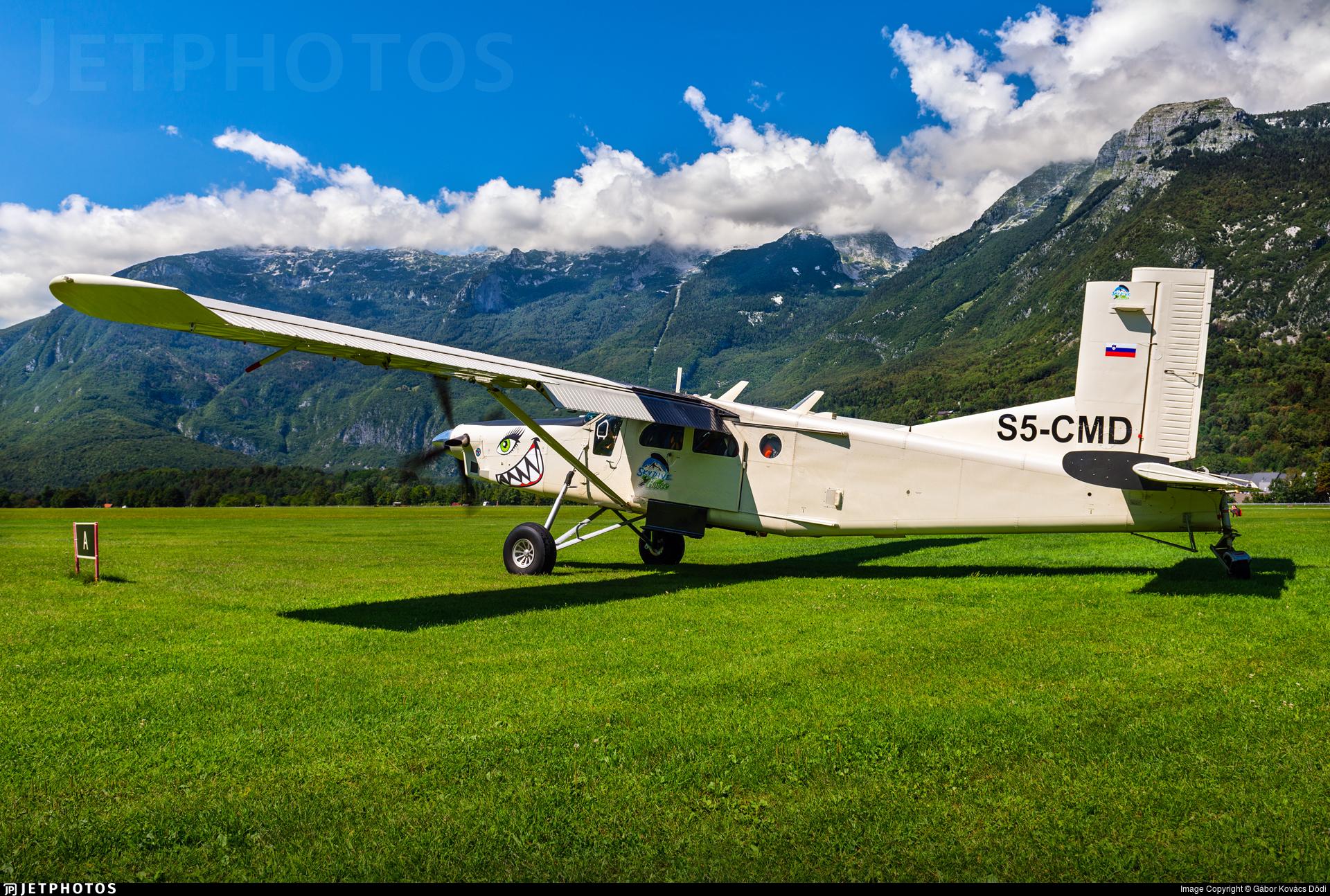 S5-CMD - Pilatus PC-6/B2-H4 Turbo Porter - Aviofun