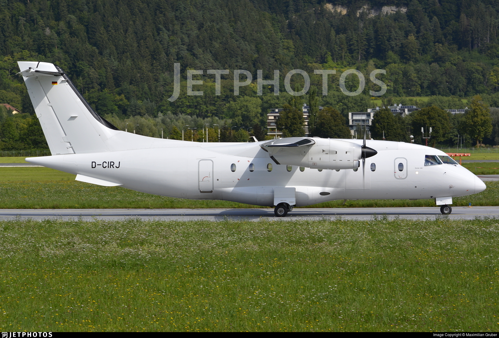 D-CIRJ - Dornier Do-328-110 - MHS Aviation