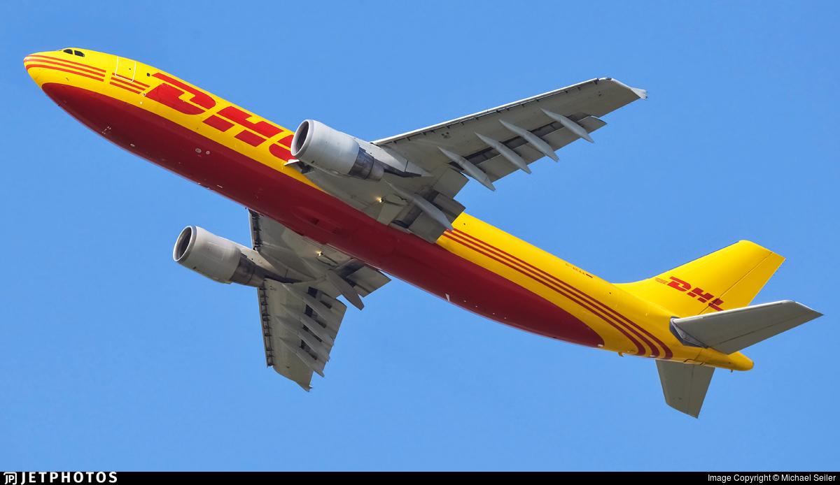 D-AEAA - Airbus A300B4-622R(F) - DHL (European Air Transport)