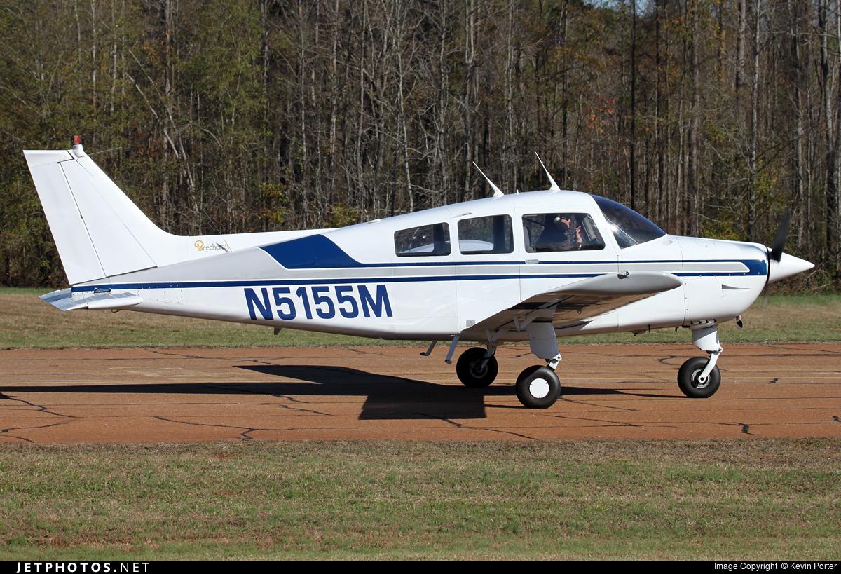 N5155M - Beechcraft C23 Sundowner - Private