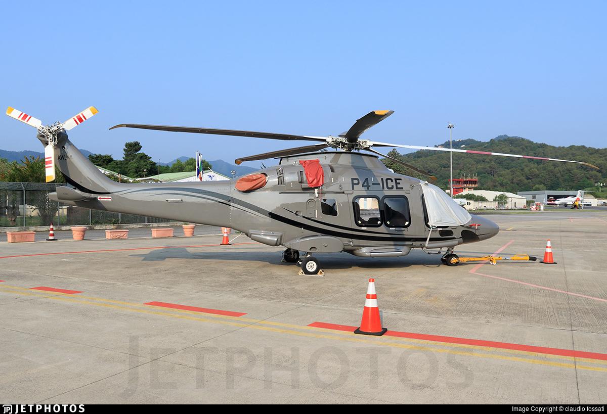 P4-ICE - Agusta-Westland AW-169 - Private